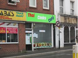 Cafe/Retail Unit To Let or For Sale in Bournemouth Town Centre