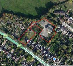 Residential Development Site, Uppingham Road, Houghton on the Hill LE 7 9HH
