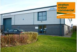 To Let - Quality modern warehouse with high specification offices