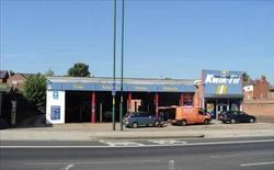 Kwik Fit, 311 Nottingham Road, Nottingham, NG7 7DA