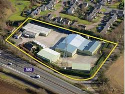 For Sale - Part incoming-producing industrial estate