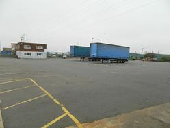 HAULAGE DEPOT AND YARD, Geddington Road, Corby