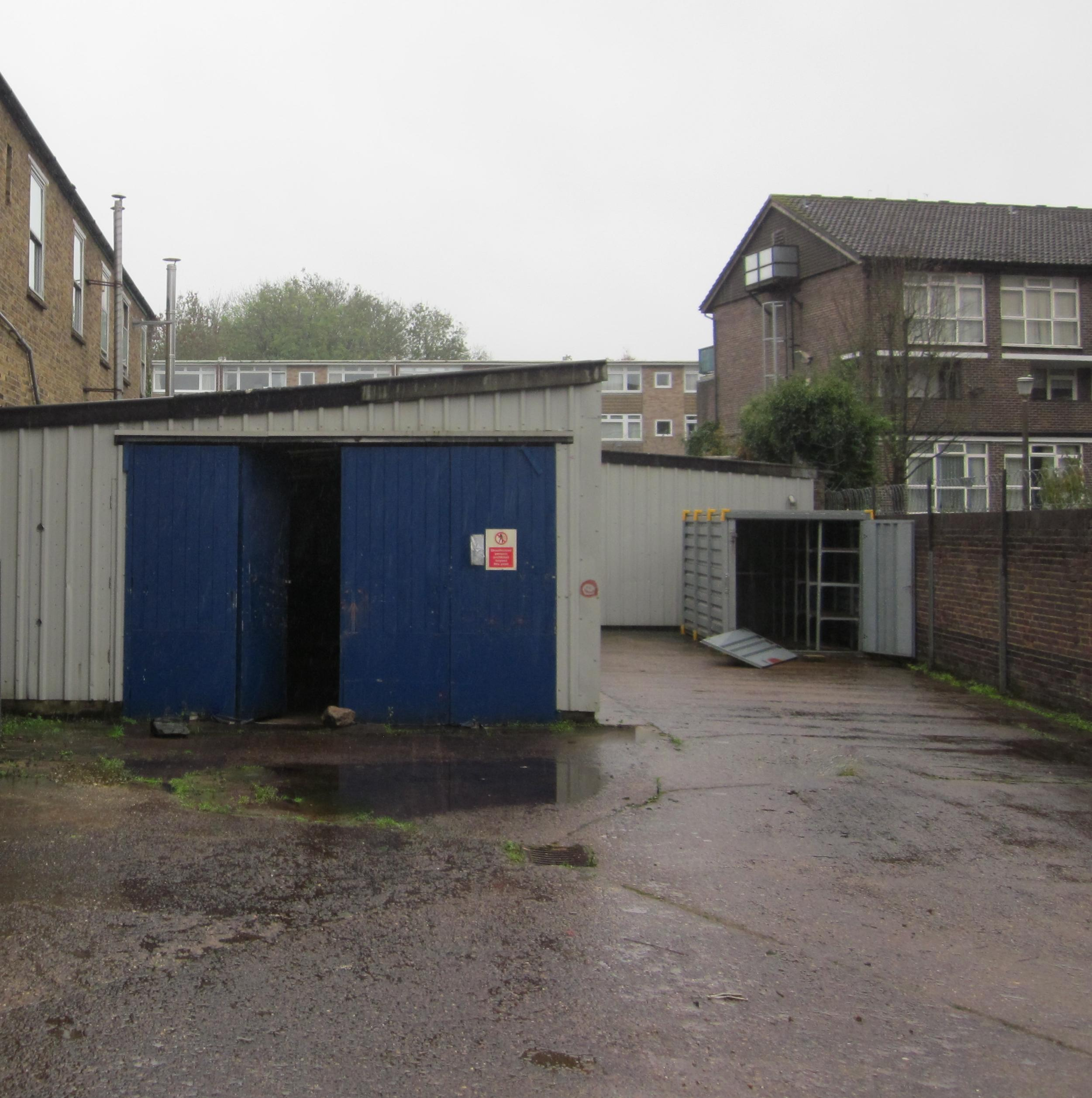 Light Industrial Unit Watford: Property To Let Beesons Yard, Bury Lane, RICKMANSWORTH