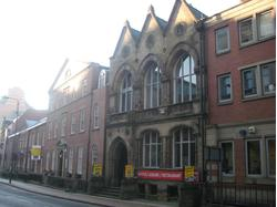 Hepper House, 17a East Parade, Leeds TO LET/FOR SALE