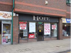 DUNSTABLE - PROMINENT TOWN CENTRE RETAIL UNIT