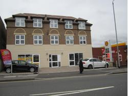 Ground Floor New Shop/Office with Forecourt Car Parking Space.