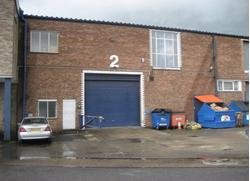 Unit 2A Kelvin Industrial Estate, Long Drive, Greenford, Middlesex, UB6 8WA