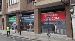 For Sale or To Let - New Shop Units 914SQFT - 1061SQFT