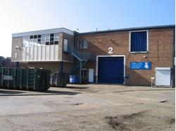 Freehold Industrial Unit (18,163 sq ft) two storey, double light industrial/warehouse unit - Greenford, Middlesex UB6 8WA -  Unit 1 & 2A