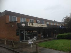 RETAIL PREMISES LOCATED ON A BUSY PARADE CLOSE TO BRAMHALL TOWN CENTRE