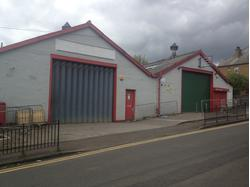 INDUSTRIAL/WORKSHOP PREMISES EDINBURGH  TO LET