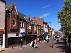Retail Unit to Let - 33-35 Bath Street, Ilkeston, Derbyshire DE7 8AH