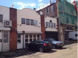 TO LET FOR SALE WAREHOUSE INDUTRIAL UNIT ACTON W3 - 11 ALLIED WAY ACTON W3