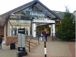 Unit 20a and Store E11, Harlequins Shopping Centre, Paul Street, Exeter, Devon, EX4 3TT