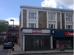 Freehold Corner Shop/Office Premises with Basement, 7 studio flats & parking, close to Kings Cross