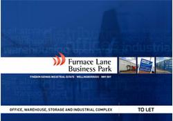 Furnace Lane Business Park, Finedon Sidings, Furnace Lane, Wellingborough