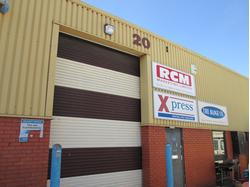Industrial Unit To Let in Poole