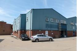 Modern End of Terrace Industrial/Warehouse Unit for Sale