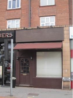Long Leasehold Investment.  A3 Restaurant Premises.