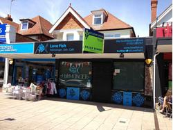 Southbourne Grove, Southbourne, Bournemouth