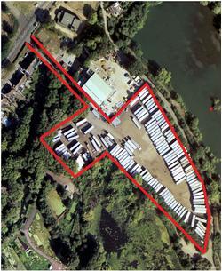 Open Storage Yard,Mill End ,Rickmansworth