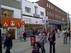 Swindon - 21-22 Regent Street