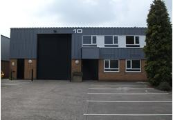 Unit 10 Longwall Avenue, Queens Drive Industrial Estate, Nottingham, NG2 1LW