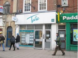 Central Croydon Retail Unit with A2 Use