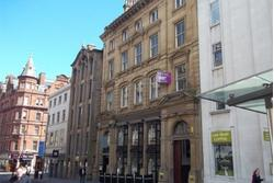 Prime office space available within Grade Listed building