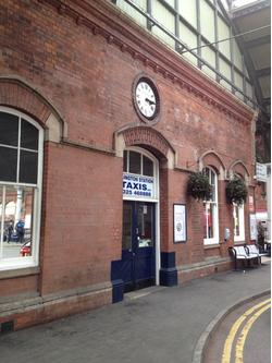 Darlington Railway Station, Station Buildings, Darlington, DL1 4AA