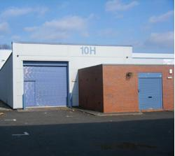 Unit 10H Maybrook Business Park, Maybrook Road, Birmingham, B76 1AL