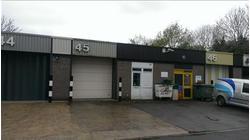 45 Fareham Industrial Park, Standard Way, Fareham, PO16 8XD