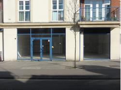 RETAIL UNIT with one car space
