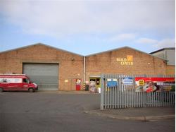 Industrial warehouse with Trade Counter to Let in Derby