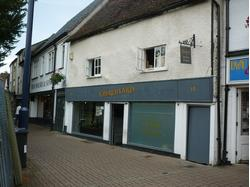 Town Centre Retail Premises 14 Churchyard Hitchin