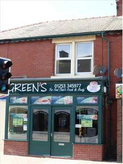 GREENS, 58 HIGHFIELD ROAD, BLACKPOOL, FY4 2JF