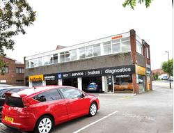 Long Leasehold Motor Trade and Office Investment – Walsall