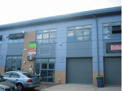 Modern Business Unit To Let in Poole
