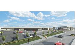 New-Build Retail Park Accommodation To Let, Rotherham, Great Eastern Way