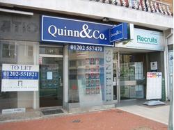 Office/Retail Unit To Let in Bournemouth Town Centre