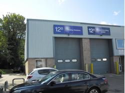 Unit 12b Saunders Way, Questor, Dartford, Kent DA1 1JW