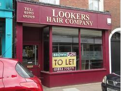 Former Hairdressing Salon - To Let