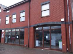 Ground floor retail unit with display frontage to let / for rent, Cowbridge Road East, Canton - Private parking in rear courtyard.