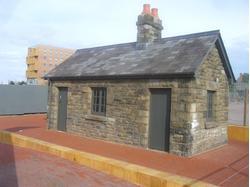Lock Keepers Cottage, Porth Teigr, Cardiff Bay