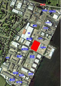 Open Storage Site, Bircholt Road, Parkwood Industrial Estate, Maidstone, ME15 9NE