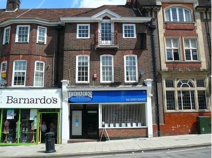 UNDER OFFER, Freehold Investment - Shop Plus 2 Self Contained Flats