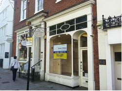 Character Ground Floor Shop To Let