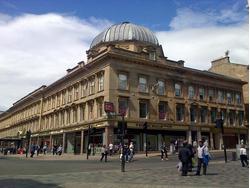 McLellan Galleries, 270 Sauchiehall Street, Glasgow