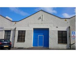 Small Industrial Unit Available to Let in Glasgow