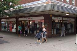 3 Saxon Square Shopping Centre